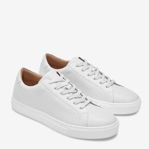 """GREATS """"The Royale Perforated"""" sneaker"""
